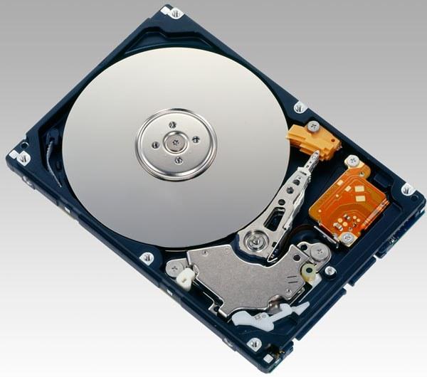 How to make a hard drive hidden
