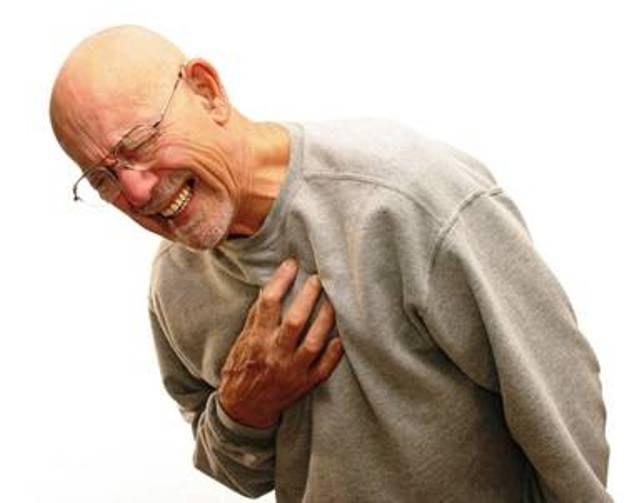 Как снять приступ резкой боли в сердце