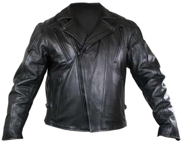 Как отгладить кожаную куртку