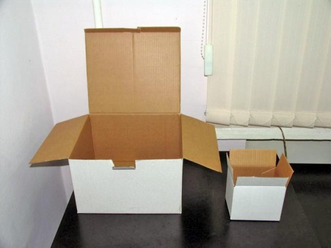 Как обнаружить объем коробки