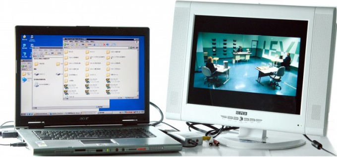 How to sync your computer and TV
