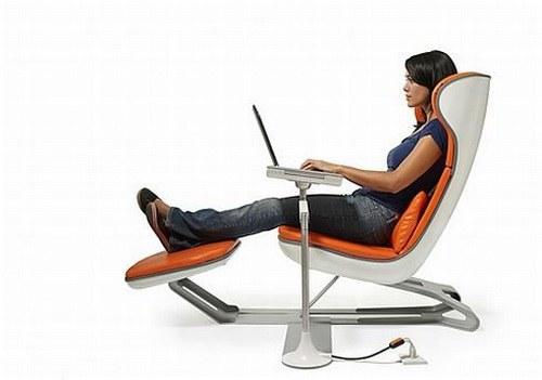 Как отремонтировать офисное кресло