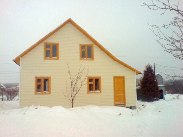 Как построить блочный дом