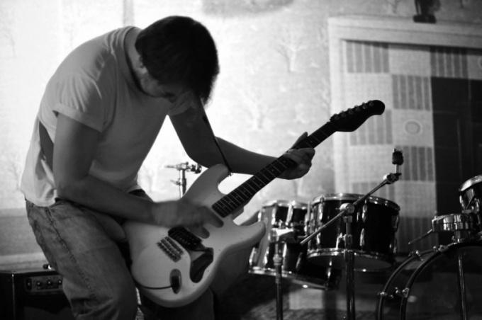 Как организовать рок-концерт
