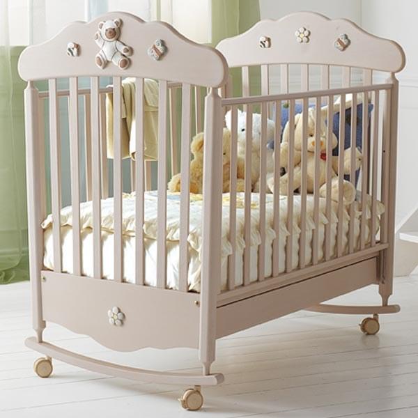 Как застелить детскую кроватку