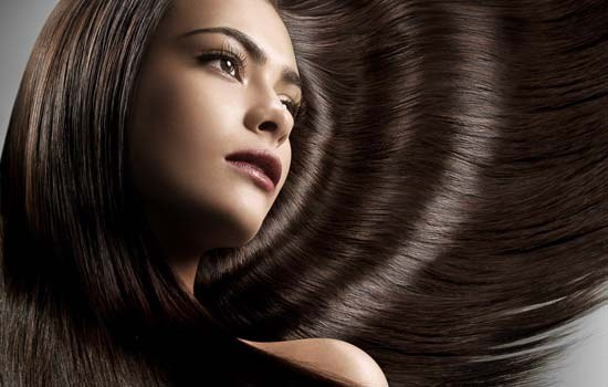 How to wash false hair