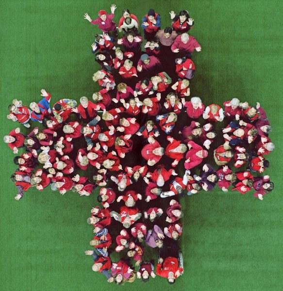 Как вступить в «Красный крест»