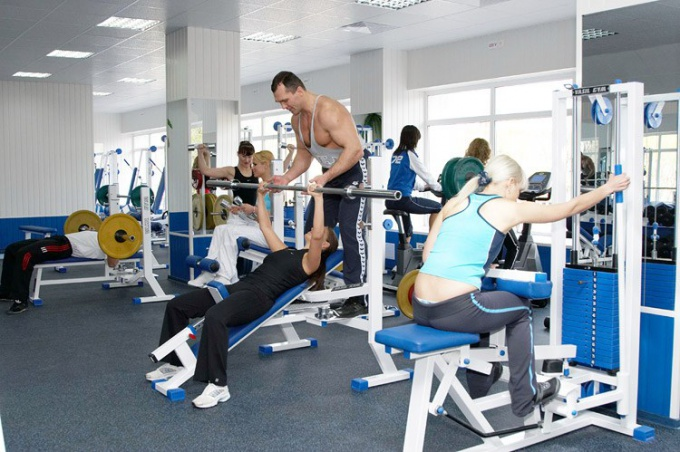 How to gain weight in the gym