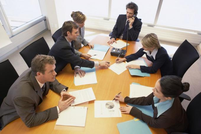 Как провести деловую встречу