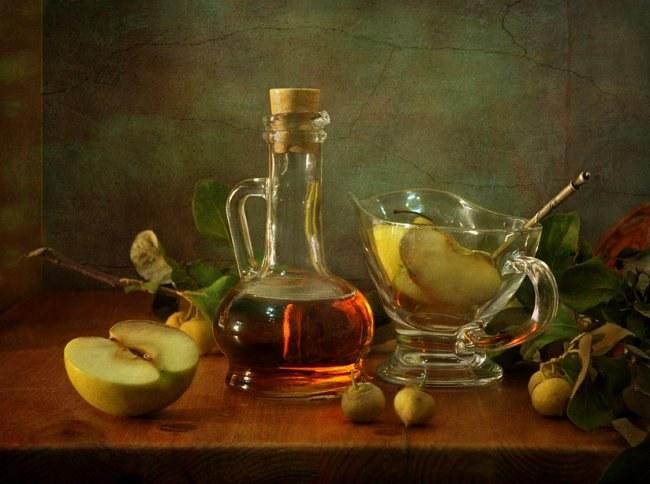 Как применять винный уксус