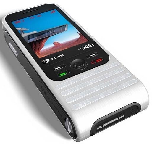 Как разблокировать телефон Sagem