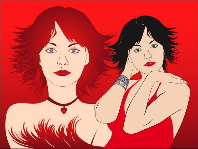 Как обучиться рисовать женщин