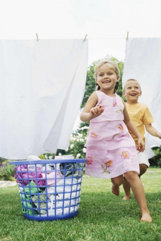 Как стирать в стиральной машине LG