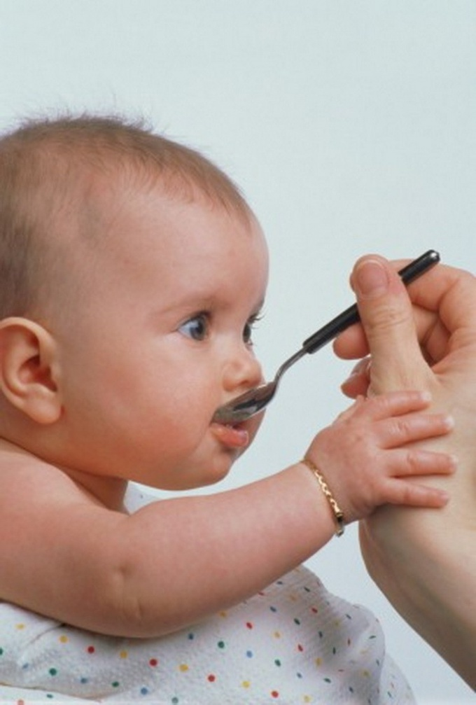 Как беречь детскую смесь