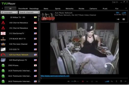 Как смотреть телепрограммы через интернет