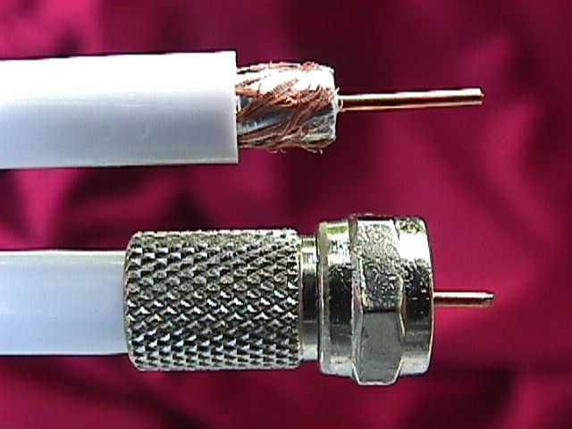 How to extend TV cable