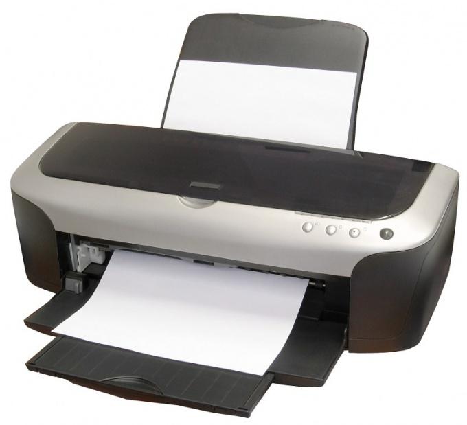 Как распечатать большое изображение