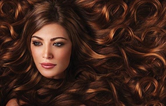 Как получить каштановый цвет волос