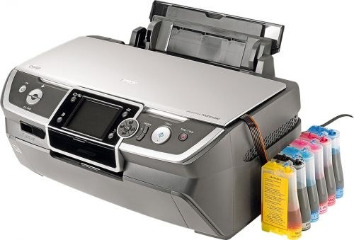 How to clean head ink jet printer