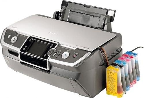 Как почистить головку струйного принтера