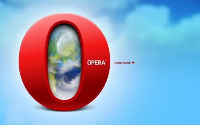 Как отключить рекламу в Opera