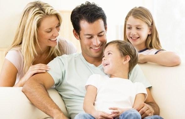 Как завоевать авторитет у ребёнка