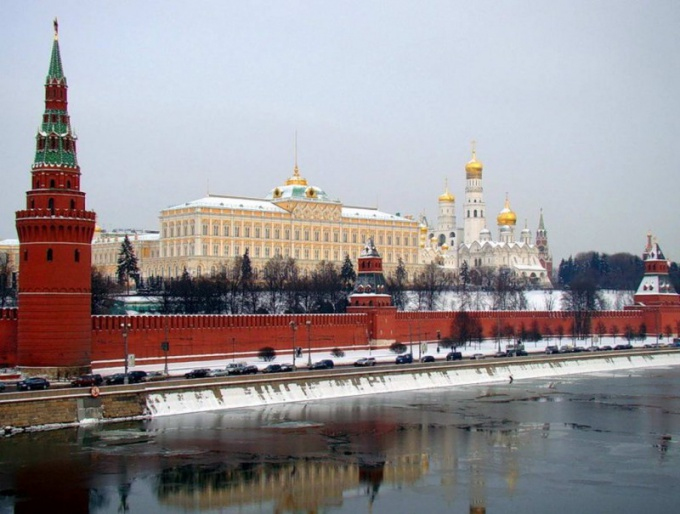 How to visit the Kremlin