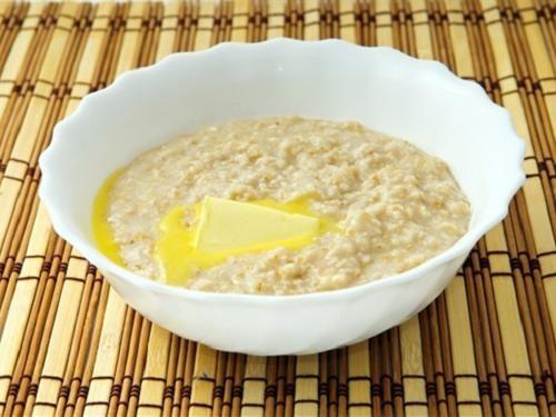 How to cook porridge flakes