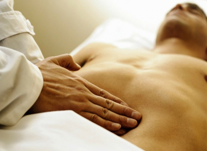 What to do if stomach hurts and there temperature