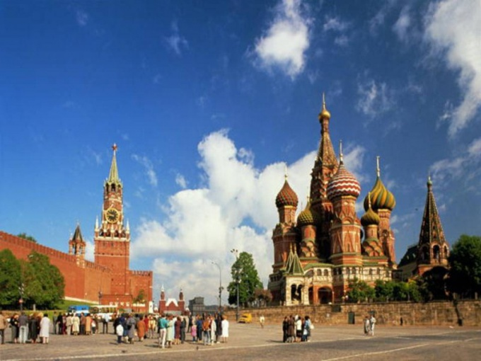 How to register a citizen of the Russian Federation in Moscow