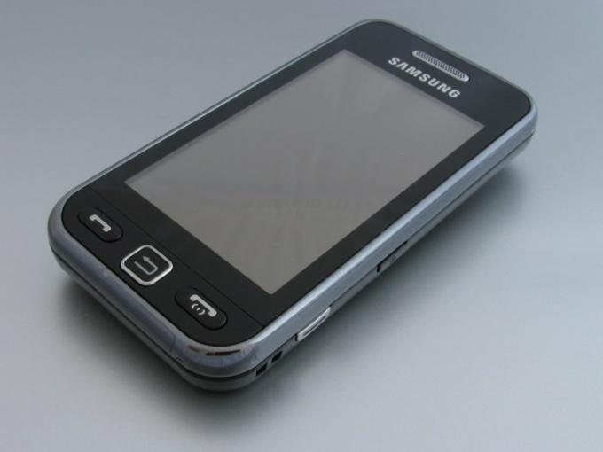 Как открыть телефон Samsung s5230