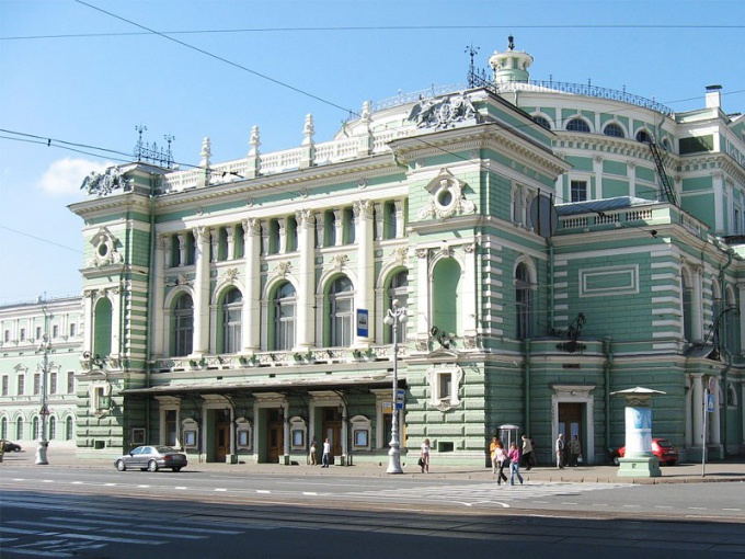 How to buy a ticket to the Mariinsky theatre