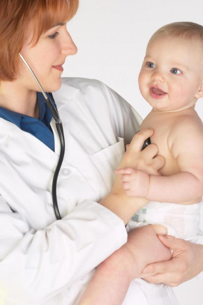Рубец лечение ребенка