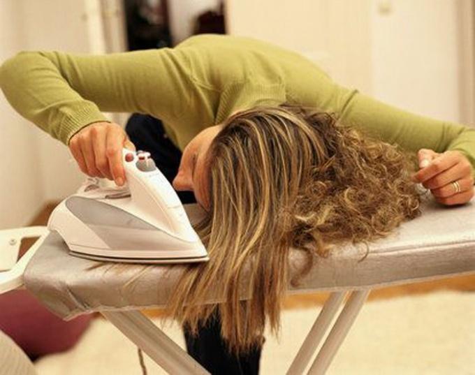 Что делать, если волосы вьются