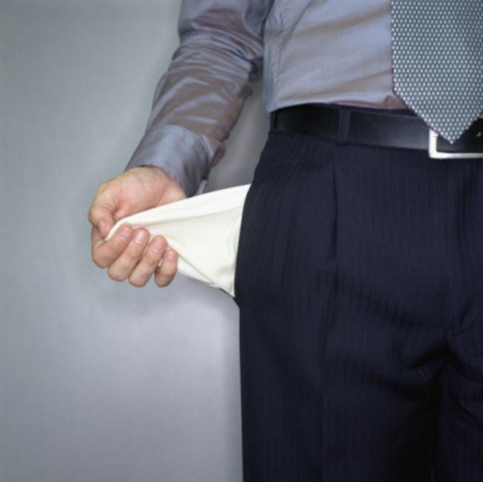Как оформить банкротство частного лица