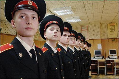 Как поступить в московское Суворовское училище