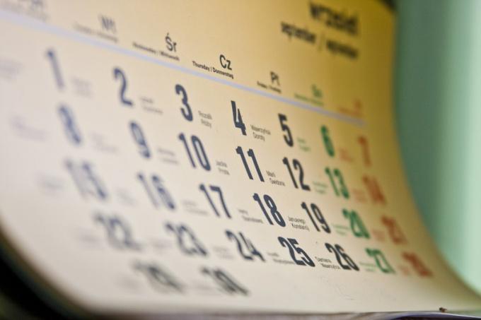 Почему в феврале 28 дней
