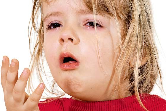 Starting how to treat cough in children