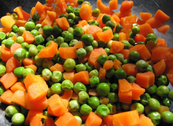 How to cook frozen vegetables
