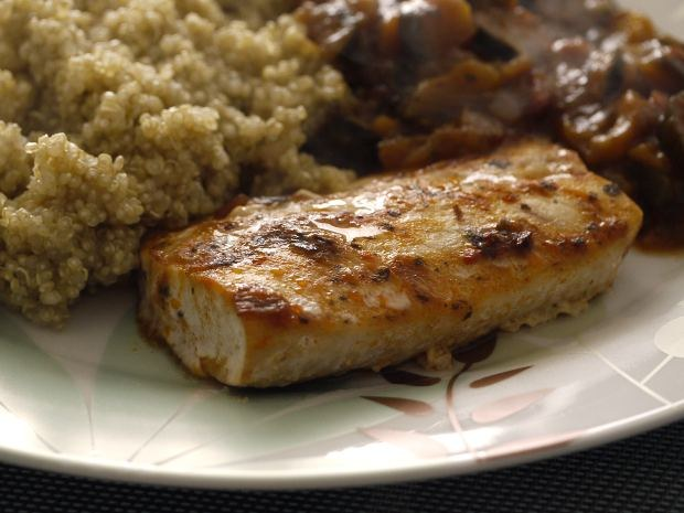 How to bake pork chops