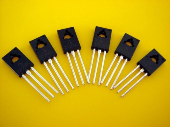 Как определить транзистор