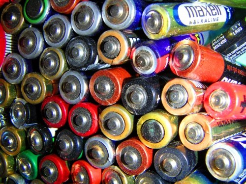 How much to charge rechargeable batteries