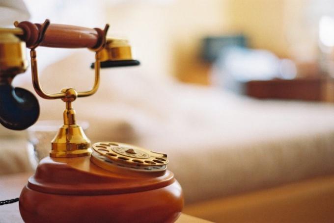 Как подключить телефон к АТС