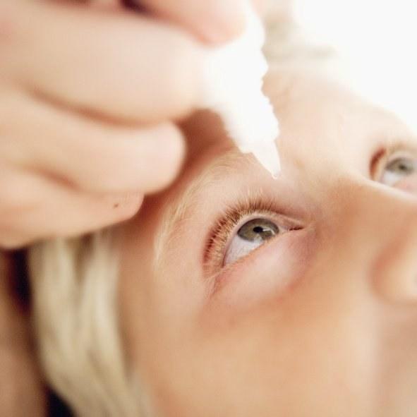 Что делать, если появляется зуд и покраснение глаз