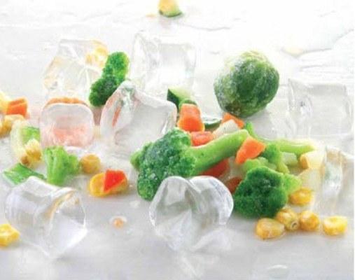 Как делать заморозку овощей в домашних условиях