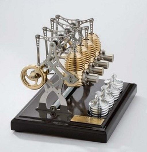 Как собрать двигатель Стирлинга