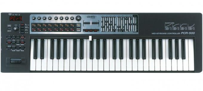 Как сделать midi клавиатуру
