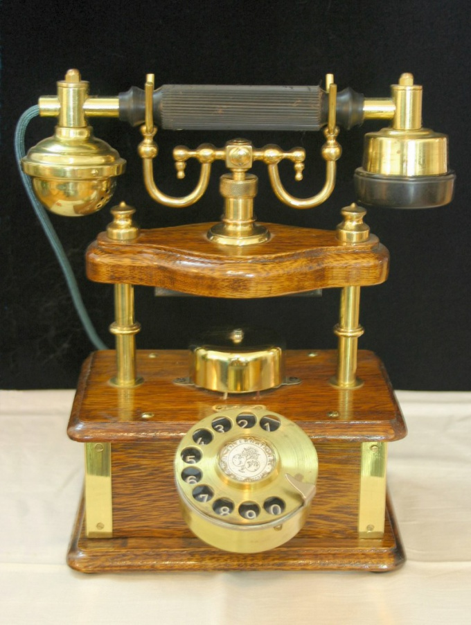 How to disable a landline phone