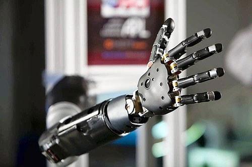 Как сделать механическую руку
