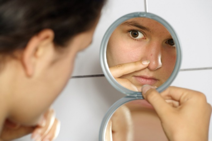 What to do if there is itching and redness of the skin